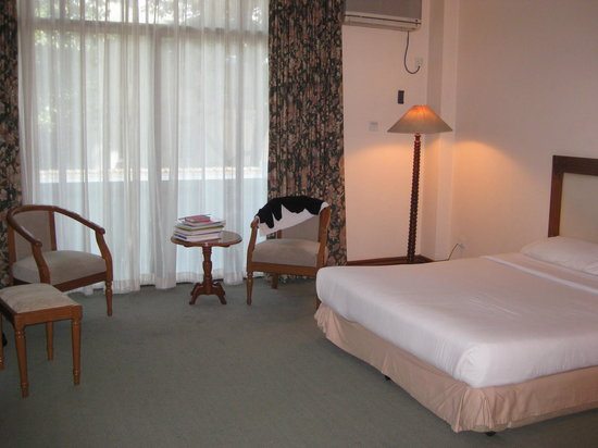 K Paradise Hotel : bedroom