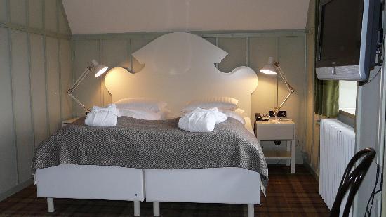 Das Kranzbach: Unser romantisches Bett in Zimmer 79A
