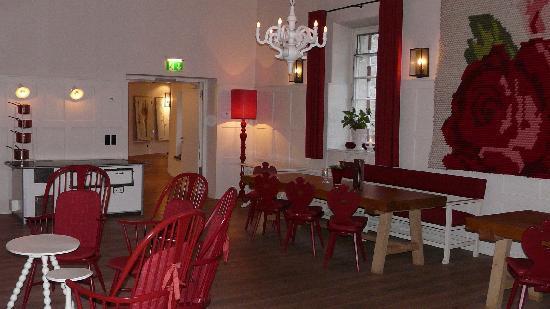 Das Kranzbach: Kitchen (Mary Portman House), hier gibt es den Mittagssnack und die Nachmittagsjause
