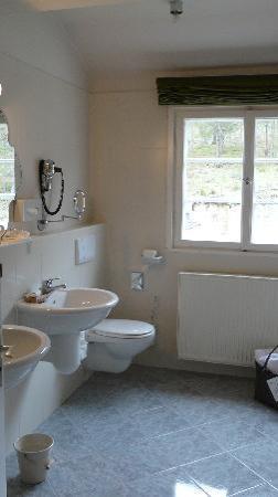 Hotel das Kranzbach: Das Bad in unserem Zimmer