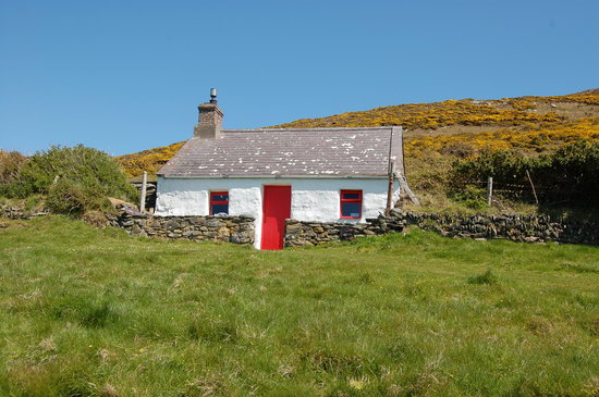 North Wales, UK: A Bardsey Cottage