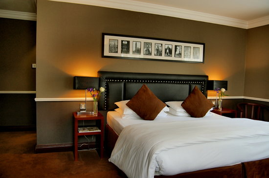 Paramount Hotel Temple Bar: Double Bedroom