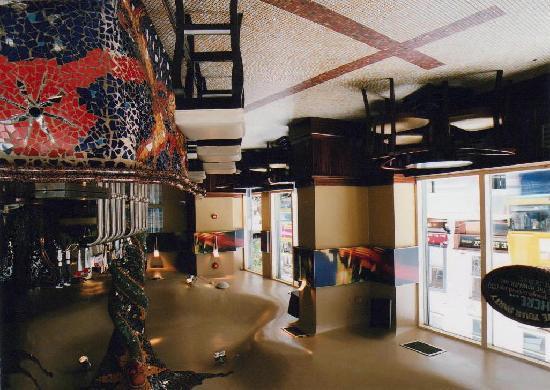 Paramount Hotel Temple Bar: Turks Head Bar