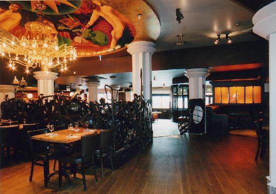 Paramount Hotel Temple Bar: Turks Head Bistro