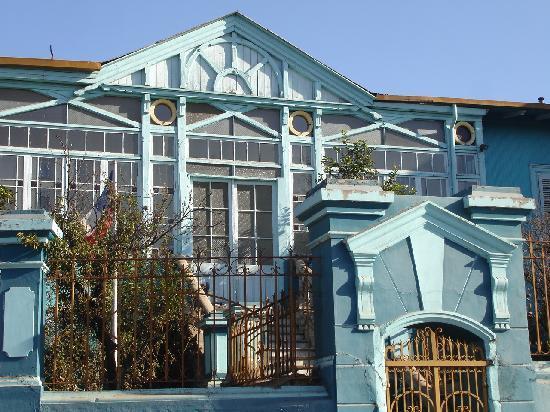 Casa Hostal 199: Hermosa arquitectura de Valpo