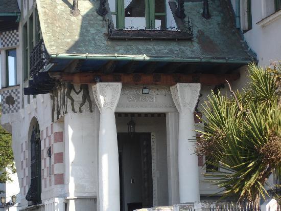Casa Hostal 199: Mas arquitectura única.