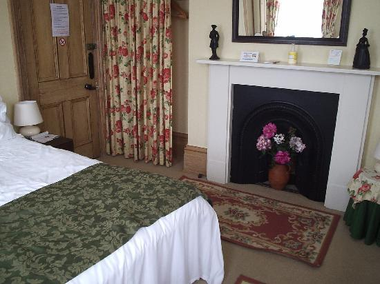 Wyndham Park Lodge: Here is just one small view of the beauty and comfort of this room