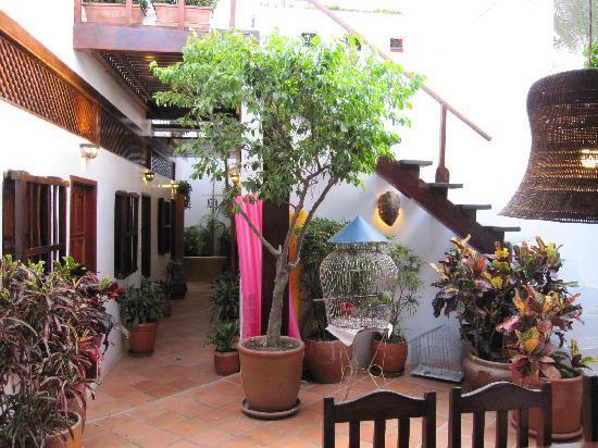 Posada Movida: La salle à manger