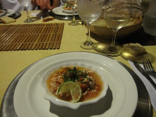 Posada Movida: Cuisine excellente