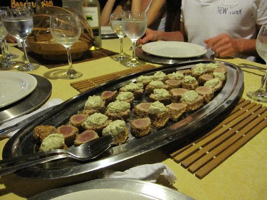 Posada Movida: Excellente cuisine