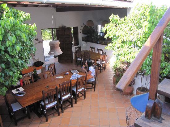 Posada Movida : Salle à manger