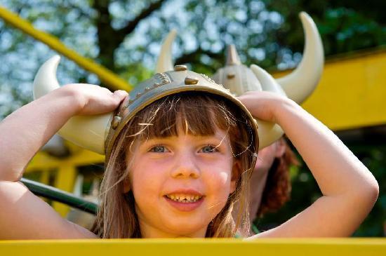 Viking Splash Tours : The Littlest Viking!