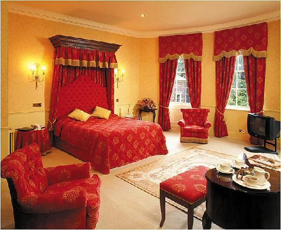 Best Western York Pavilion Hotel: Superior Bedroom