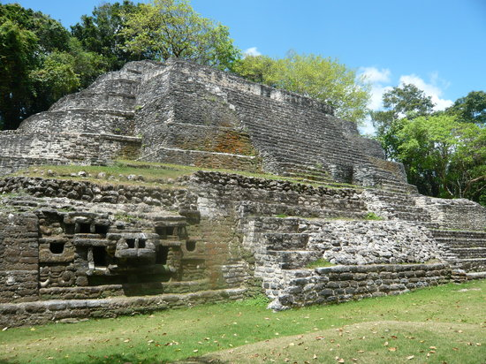 Belize District, Belize: more ruins
