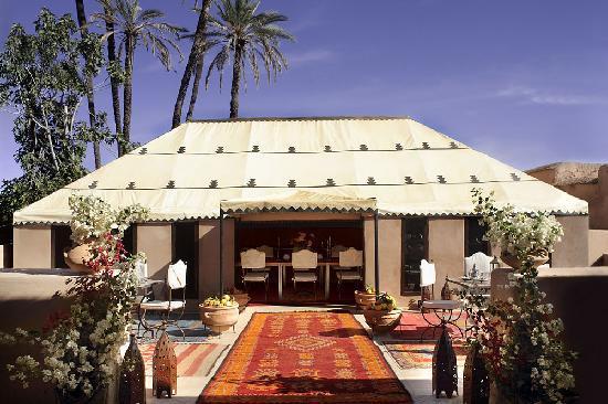 Hotel Jnane Allia Marrakech
