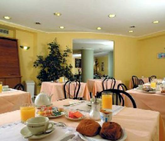 Hotel Naviglio Grande: Sala Colazione