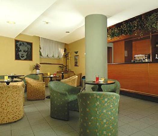 Hotel Naviglio Grande: Aree comuni