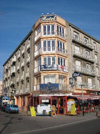 Hotel Le Riche Lieu : vue d'ensemble