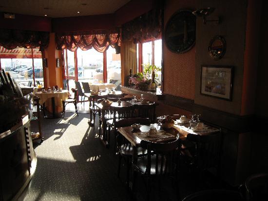 Hotel Le Riche Lieu : intérieur restaurant
