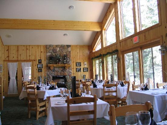 Lost Lake Lodge: Bistro Dining Room