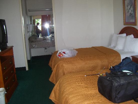Staunton, Wirginia: Room 123