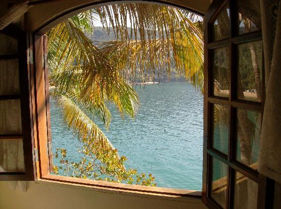 Pousada Tapera das Palmas: La vista de mi ventana