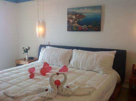 Amador Ocean View Hotel & Suites: Jr. Suites Premiun