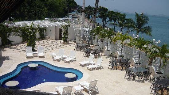 Amador Ocean View Hotel & Suites: Pool