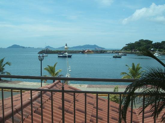 Amador Ocean View Hotel & Suites: Ocean View