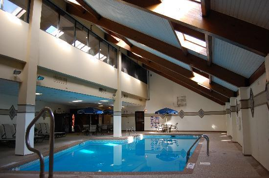 Four Points by Sheraton Kansas City - Sports Complex: Indoor Pool