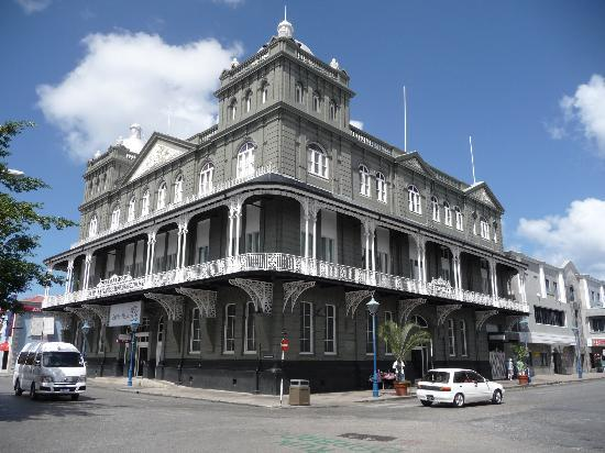 Sugar Cane Club Hotel & Spa : Bridgetown