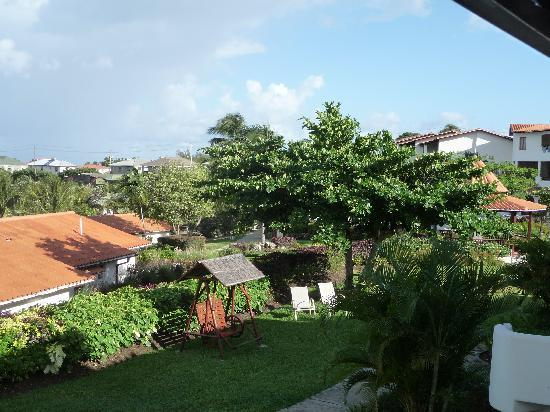 Sugar Cane Club Hotel & Spa : View from our balcony