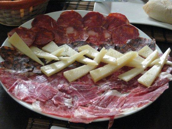 Alcaiza: Surtido Iberico
