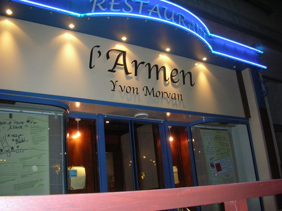 L'Armen : Entrance