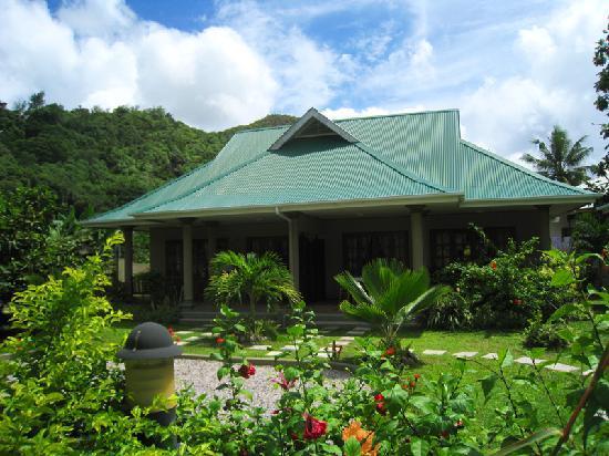 Cote d'Or Chalets : Twin bungalows