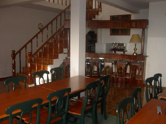Residencial Alto Fortim : restaurant-bar