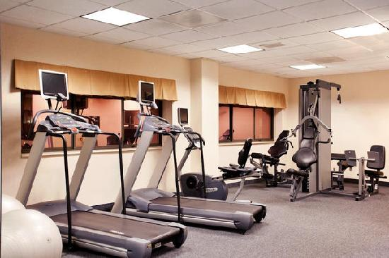 Holiday Inn Chicago Downtown: Precor Fitness Center