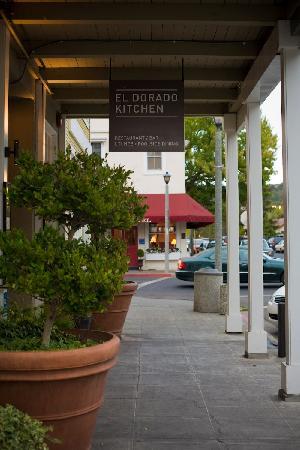 El Dorado Hotel & Kitchen: Sign