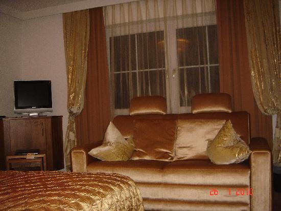 Hotel Brigitte : Room