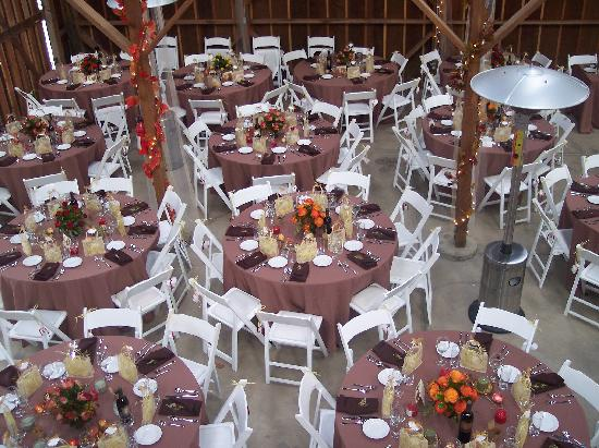 Rancho de la Fuente: Wedding Event.