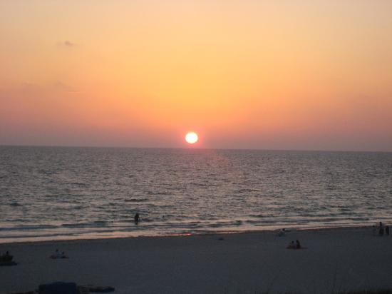 Gulf Strand Resort: Gulf Sunset