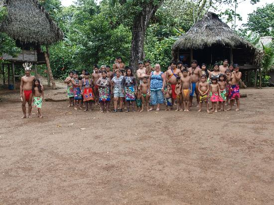 Emberá Village Tours & More: Our new friends