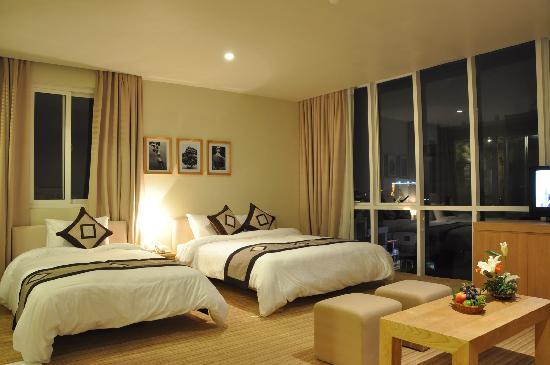 Asean Hotel: Senior Executive room
