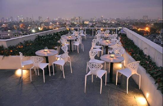 Asean Hotel: Sky Cafe