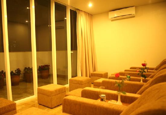 Asean Hotel: Foot massage