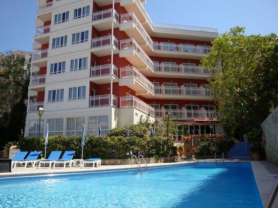 Trh jardin del mar santa ponsa 309 hotel bewertungen for Aparthotel jardin del mar