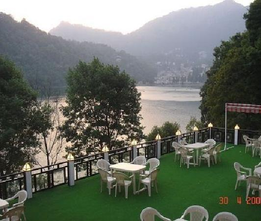 Scintillating Picture Of Alka The Lake Side Hotel Nainital