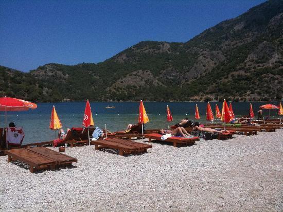 Strand von Ölüdeniz (Blaue Lagune): Blue Lagoon
