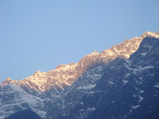 جانجتوك, الهند: kanchenjunga