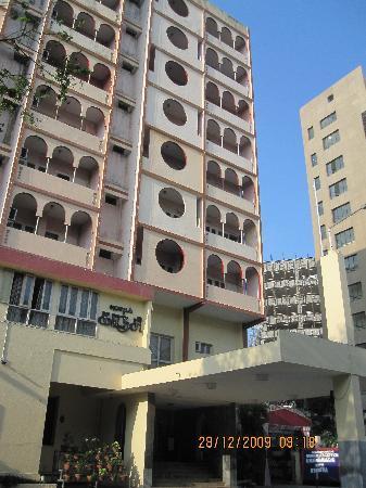 Kanchi Residency Hotel : Kanchi